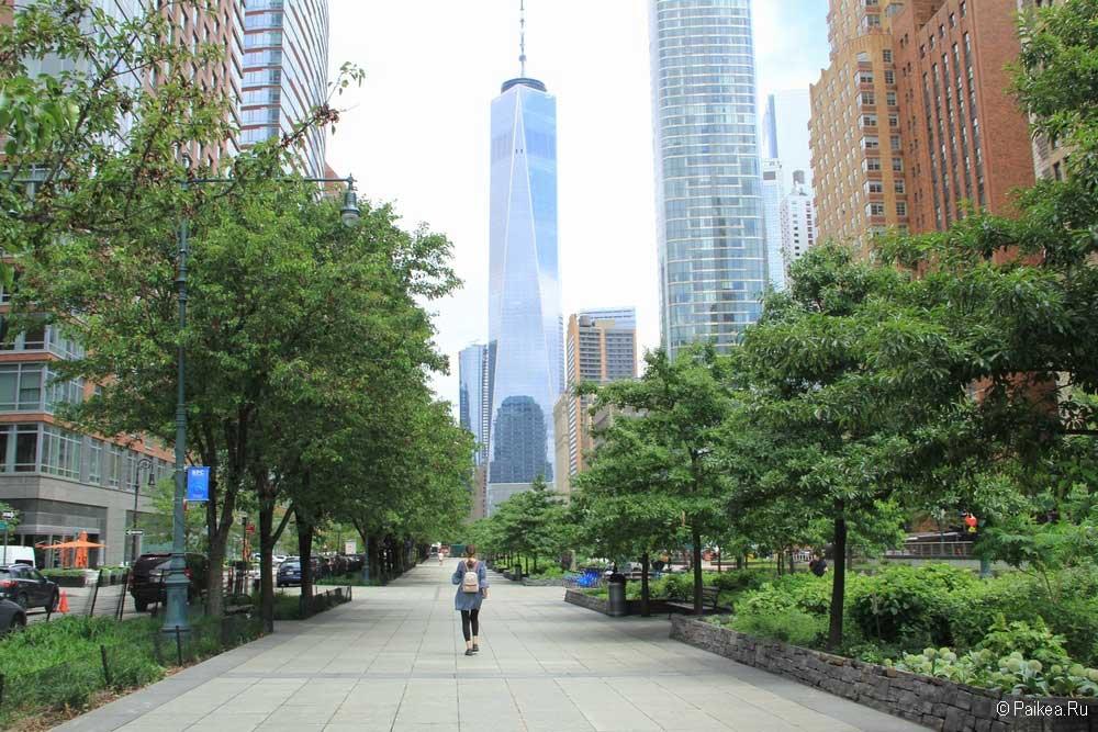 Нью-Йорк пешком