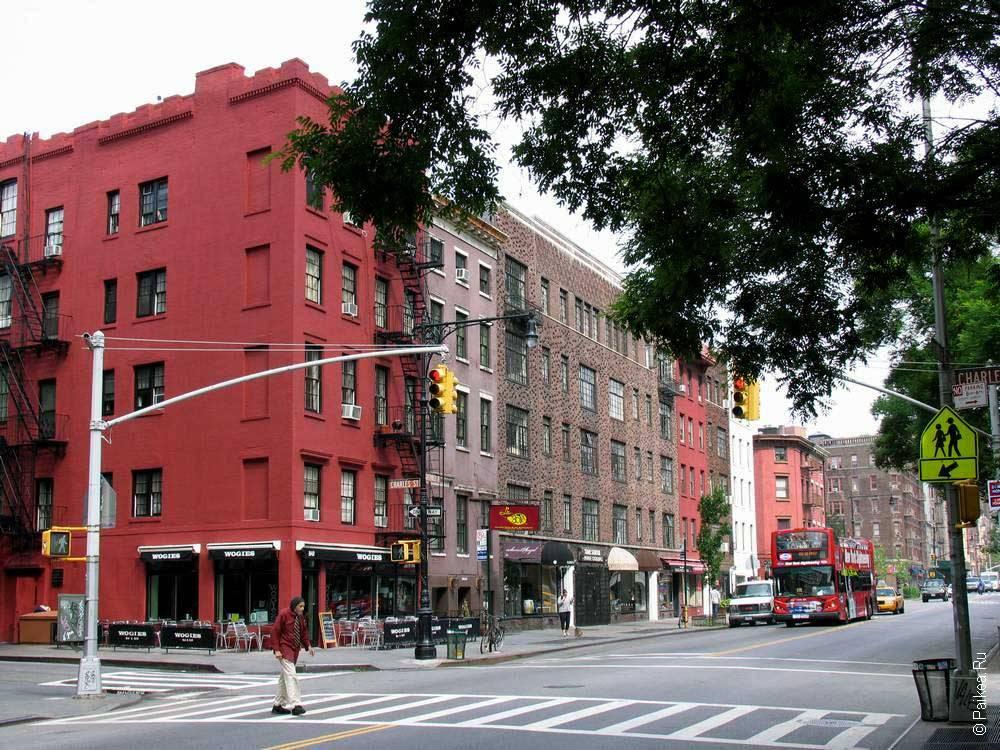 Нью-Йорк отель дешево