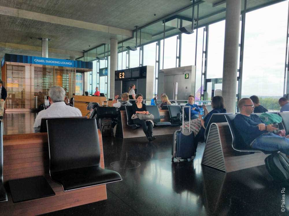 цюрих аэропорт терминал E