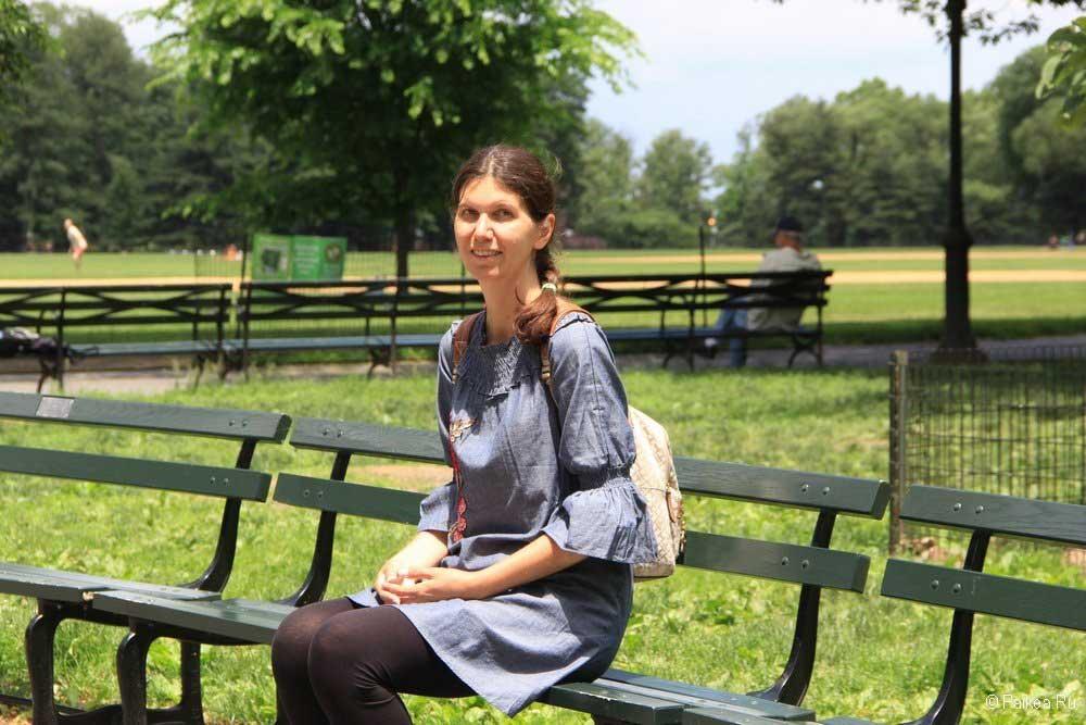 Достопримечательность Нью-Йорка - Центральный парк