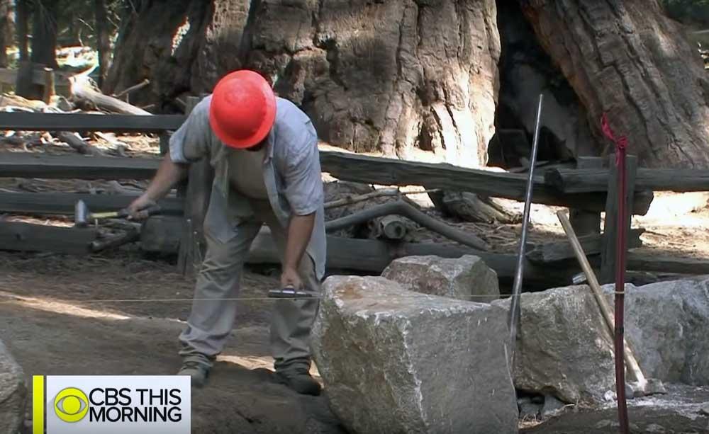 реставрация парка йосемити
