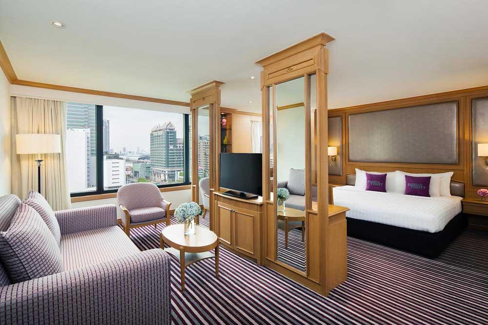 Отели Бангкока Avani Atrium