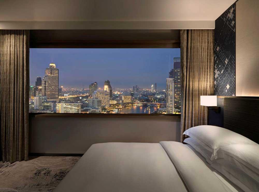 Отели Бангкока Millenium Hilton