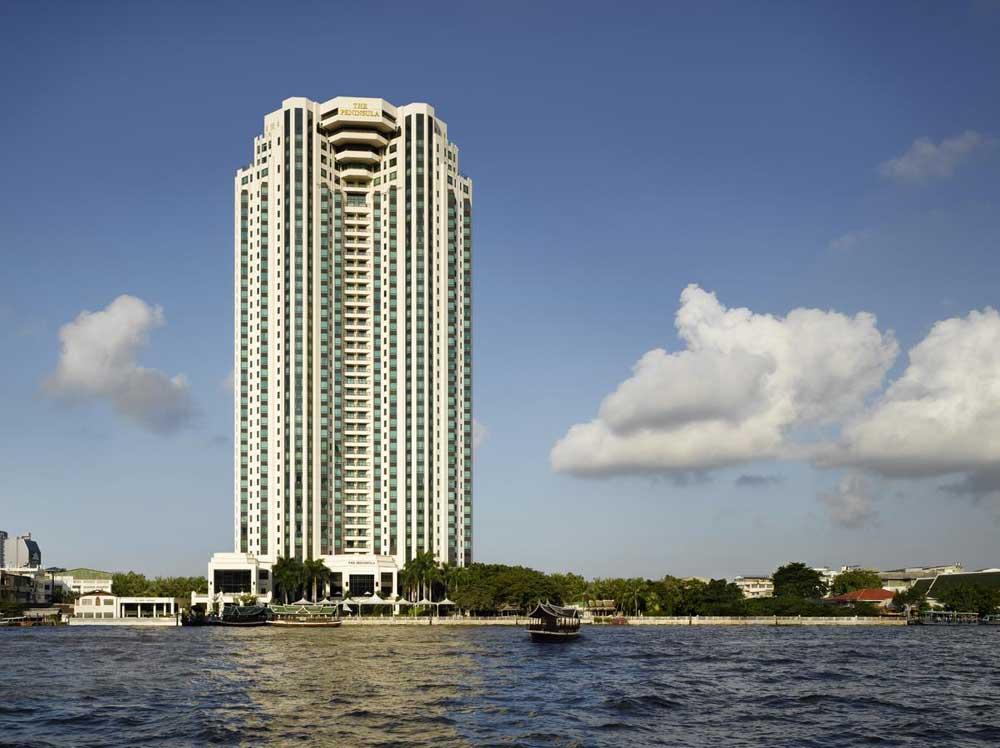 Отели Бангкока Peninsula