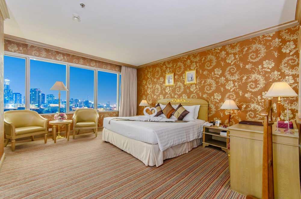 принц палас отель бангкок