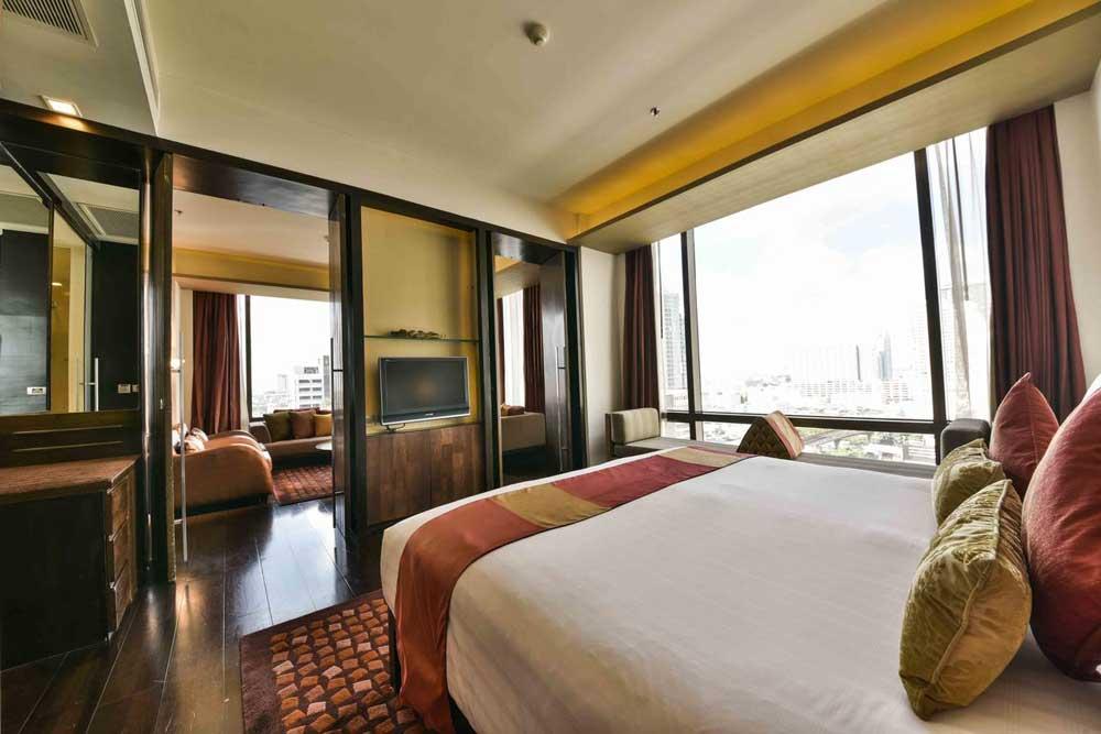 Отели Бангкока Vie Sofitel