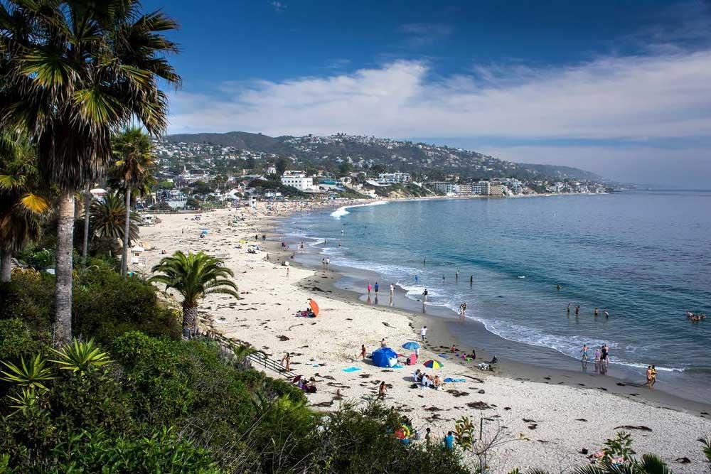 лучшие пляжи мира сша