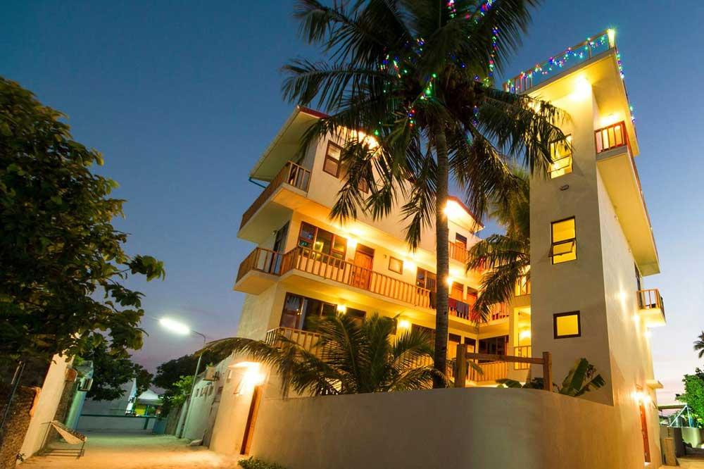 мальдивы отель тропик