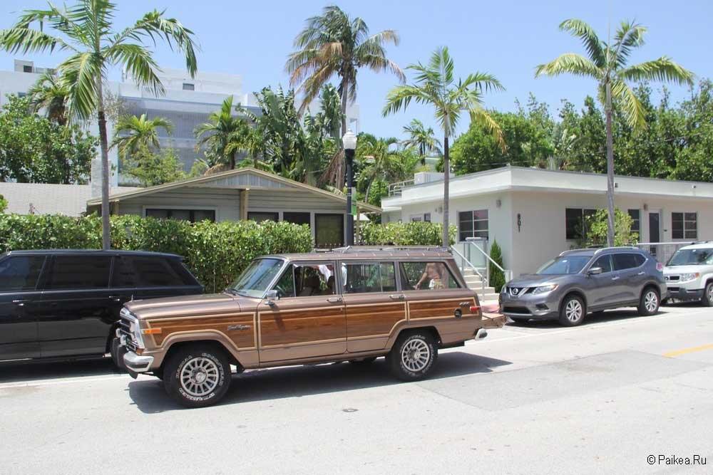 Авто в Майами