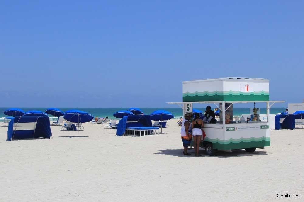 Майами бич фото пляжа