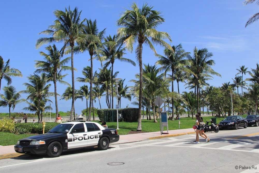 Полиция Майами