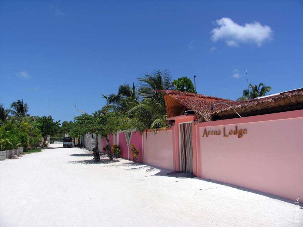 Мальдивы дешево 09