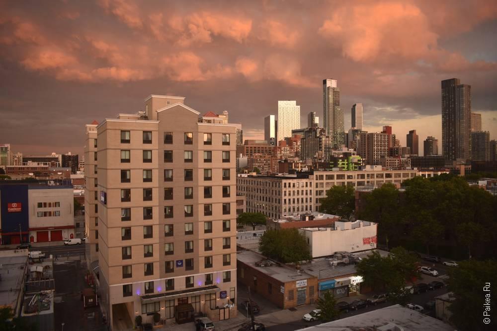 Недорогой отель в Нью-Йорке 15