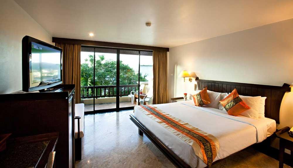 Лучший недорогой отель 3* на пляже Патонг
