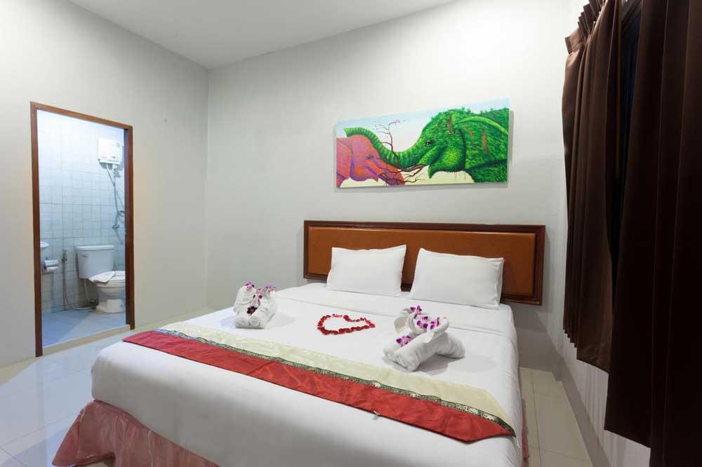 Лучшие недорогие отели Пхукета Патонг 3 звезды