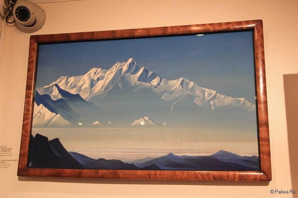 Музей Рериха в Нью-Йорке 1