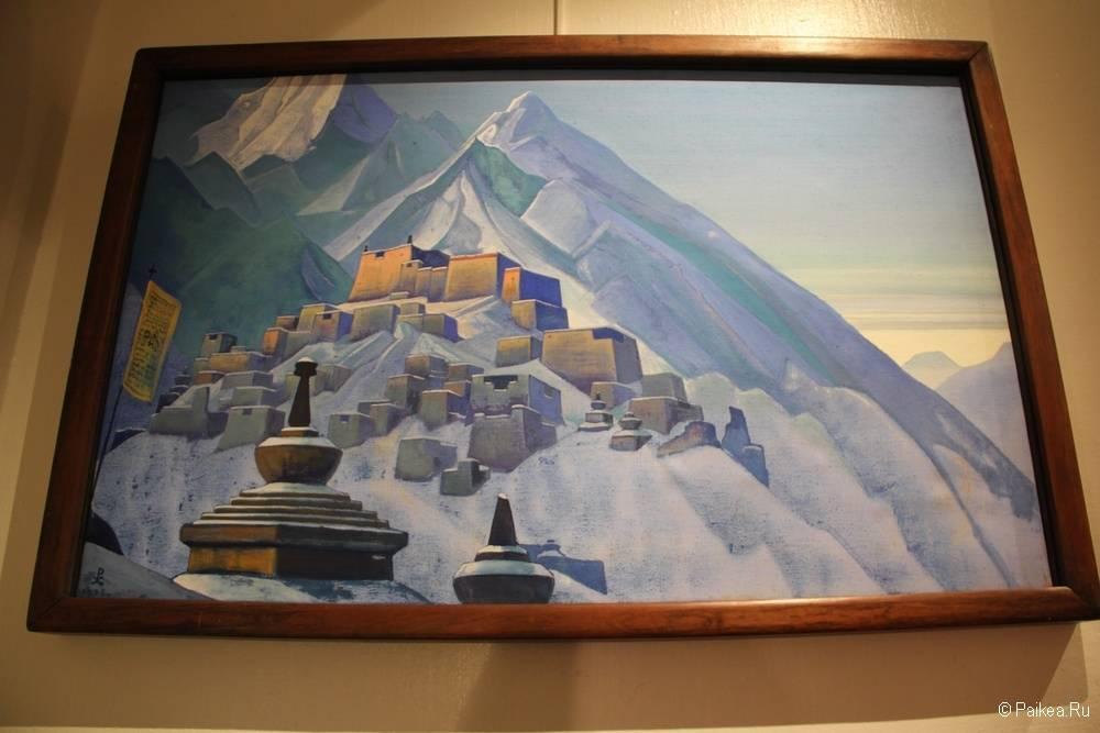 Музей Рериха в Нью-Йорке 2
