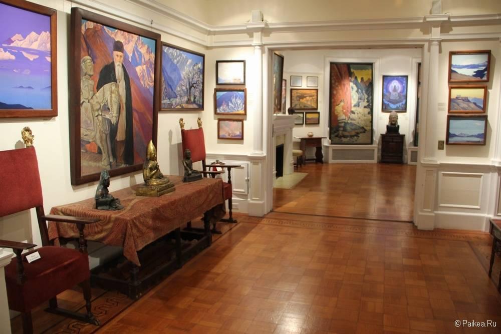Музей Рериха в Нью-Йорке 4