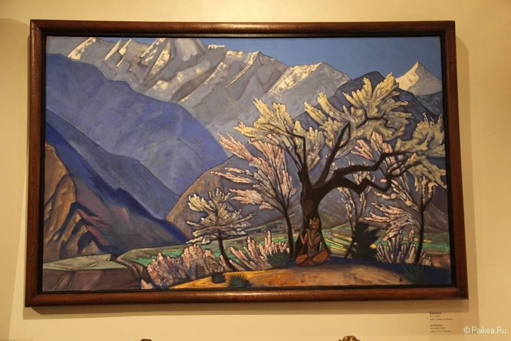 Музей Рериха в Нью-Йорке 11