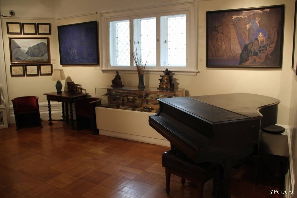 Музей Рериха в Нью-Йорке 14