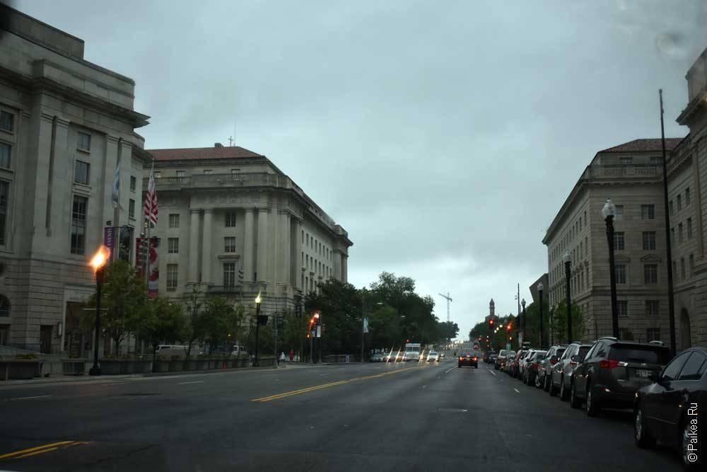 Вашингтон улица фото