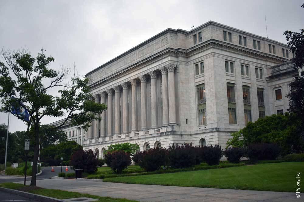 Вашингтон здания