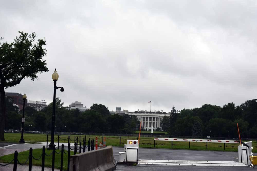 Фото Белого дома США