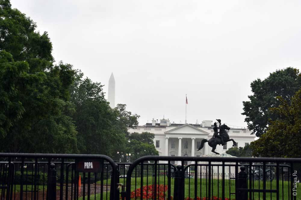 Вашингтон достопримечательности