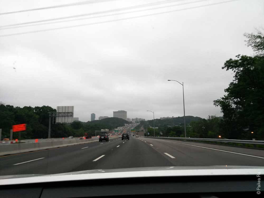 Поездка в Вашингтон DC