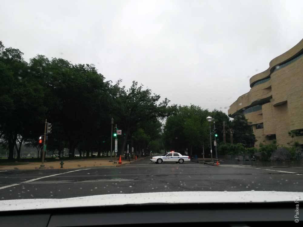 Вашингтон полиция