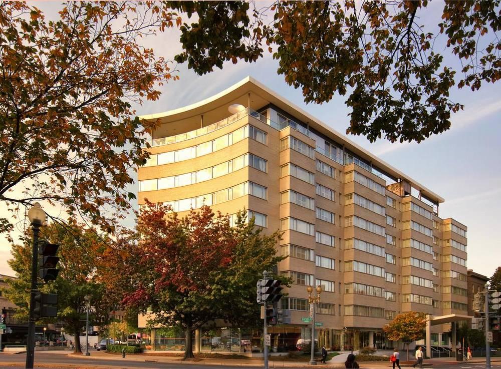 Отель Dupont в Вашингтоне США