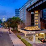 Отели в Вашингтоне США Hyatt Regency