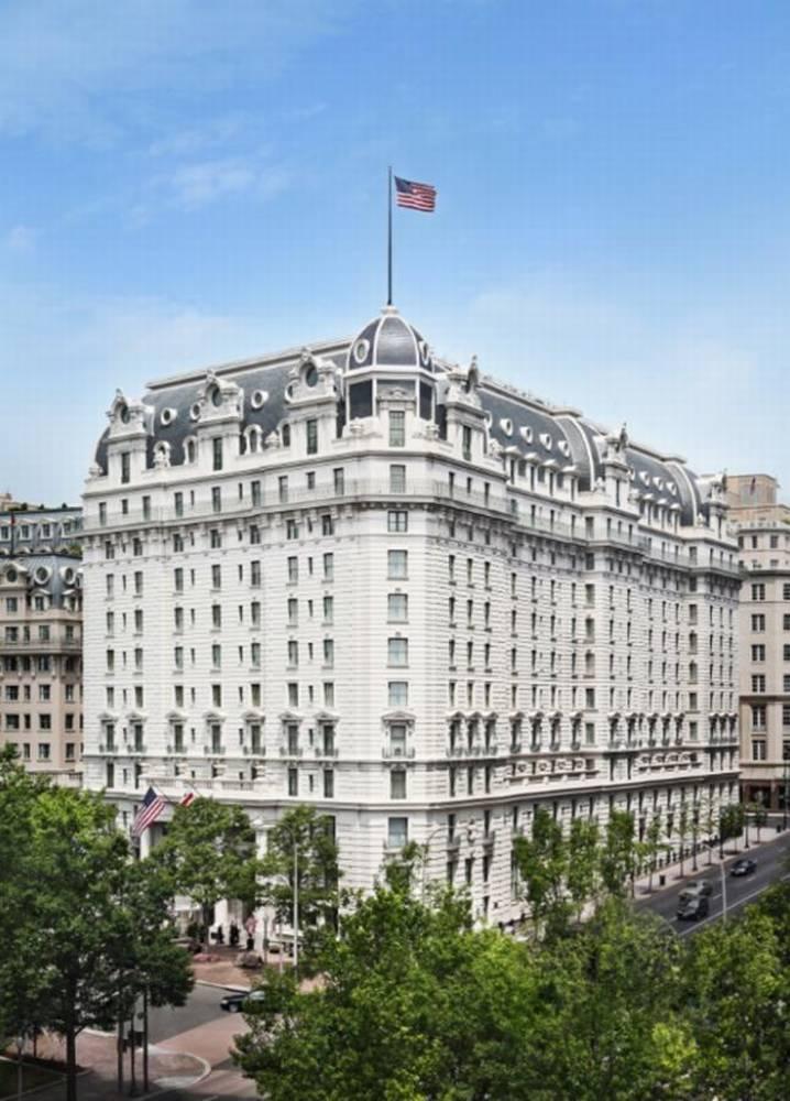 Отели Вашингтона 5 звезд