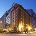 Отели в Вашингтоне США Marriott Marquis