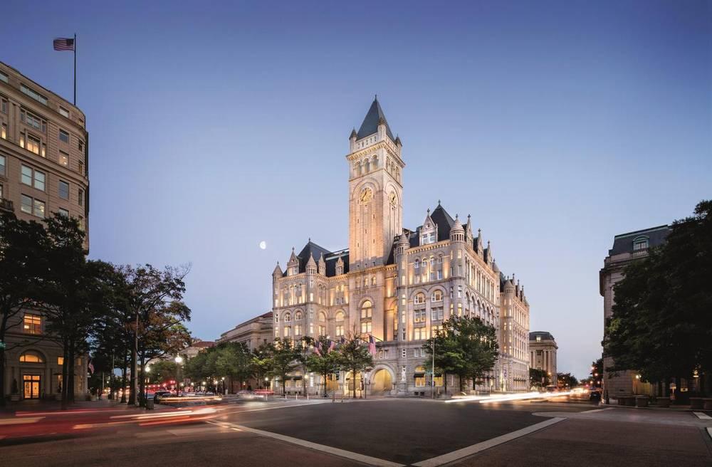 Вашингтон отели цены