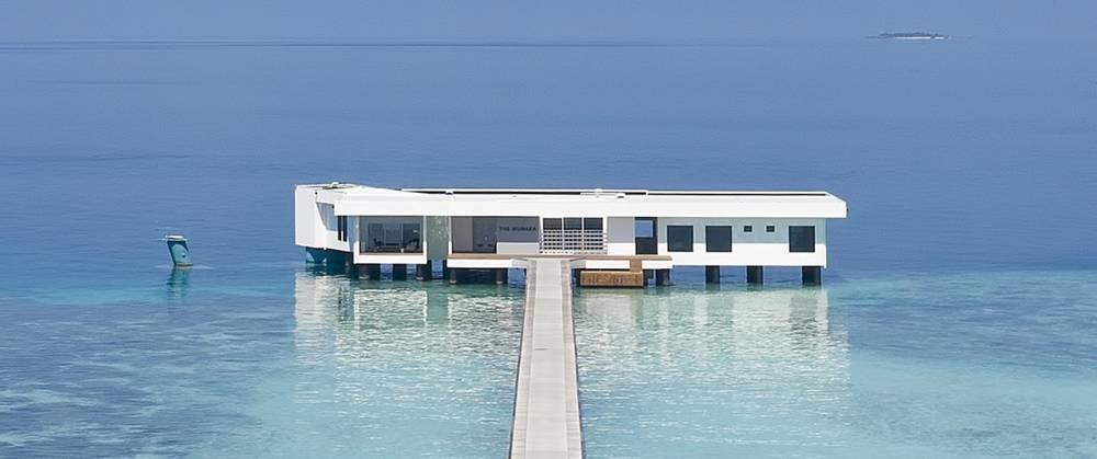 Вилла Мурака на Мальдивах