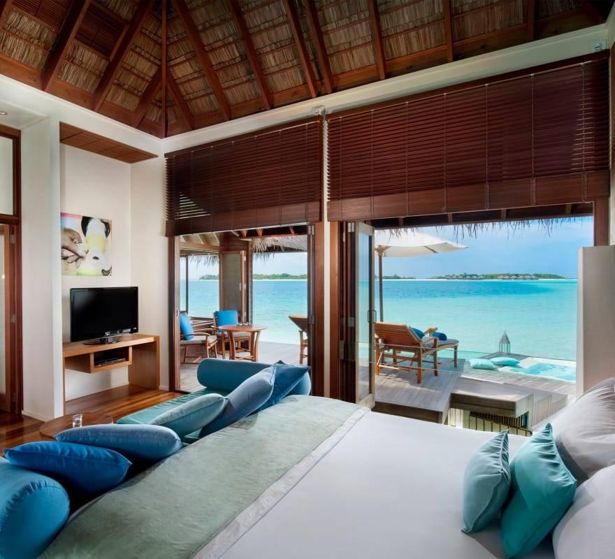 Эксклюзивный отдых на Мальдивах