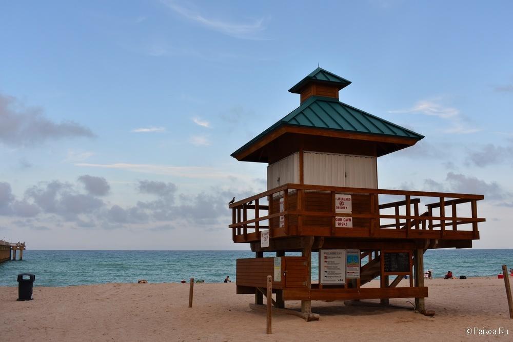 флорида пляж 11
