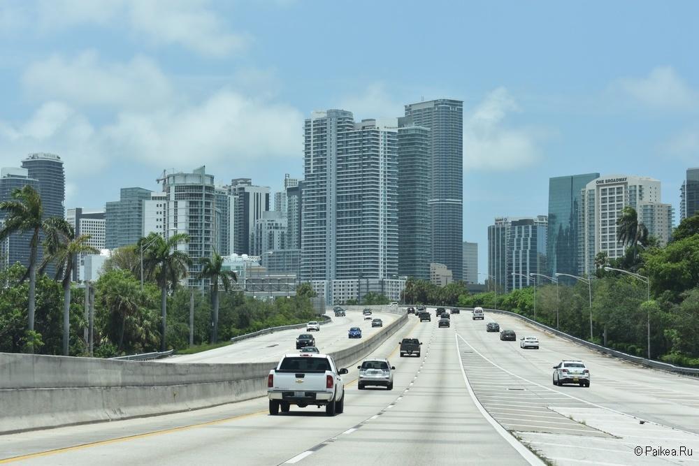 Флорида путешествие