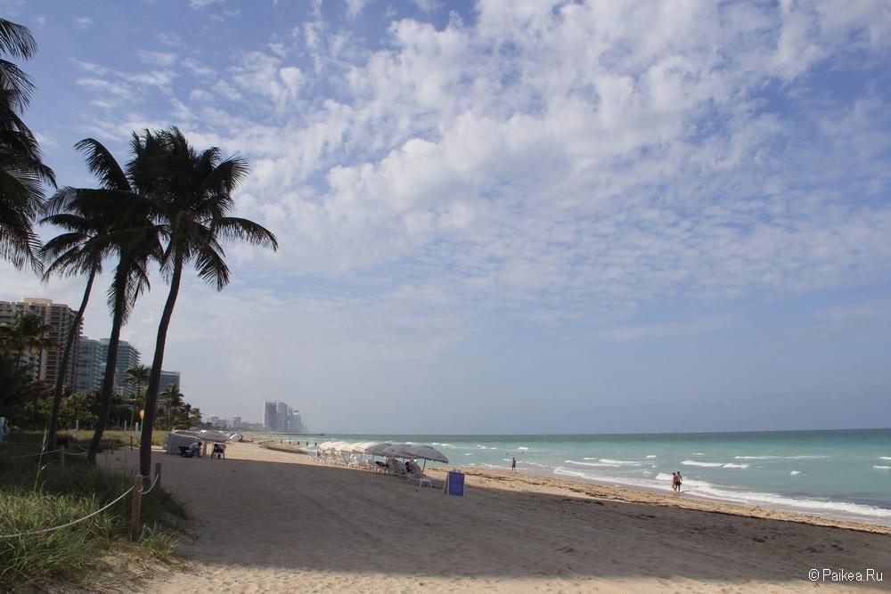 Пляжи Флориды США