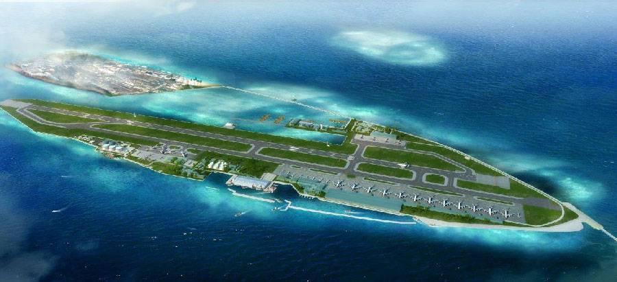 мальдивы аэропорт после реконструкции