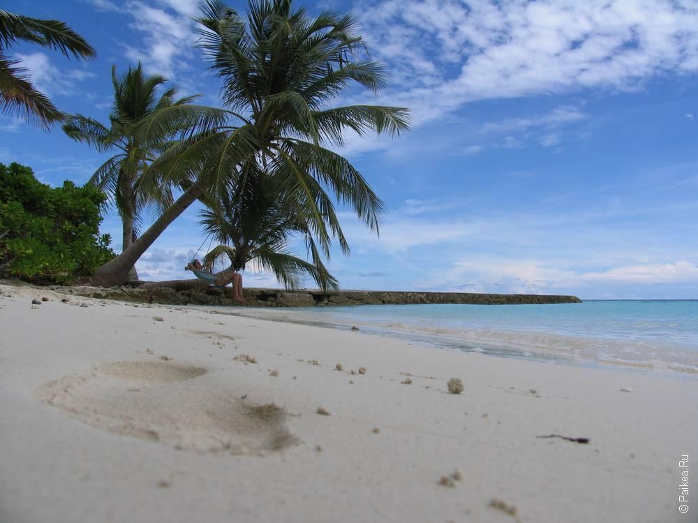 Чего бояться на Мальдивах
