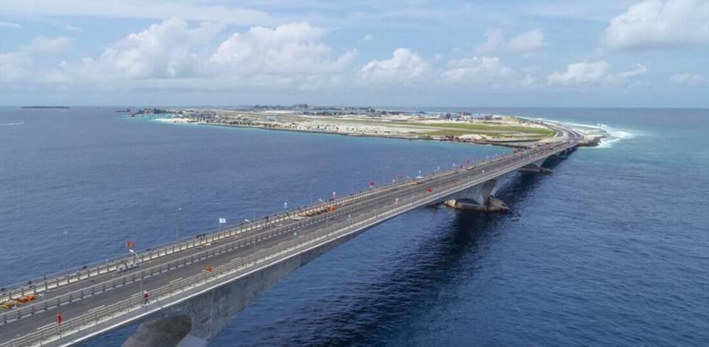 мальдивы мост синамале 2