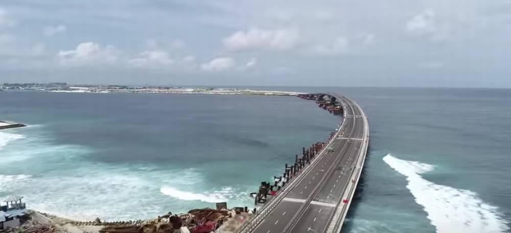 мальдивы мост синамале 5