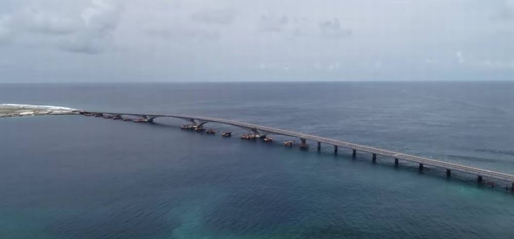 мальдивы мост синамале 6