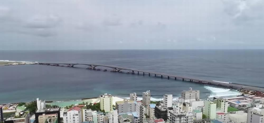 мальдивы мост синамале 7