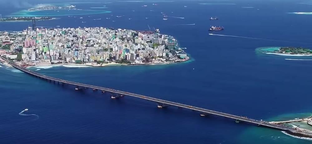 Мале - столица Мальдивской Республики