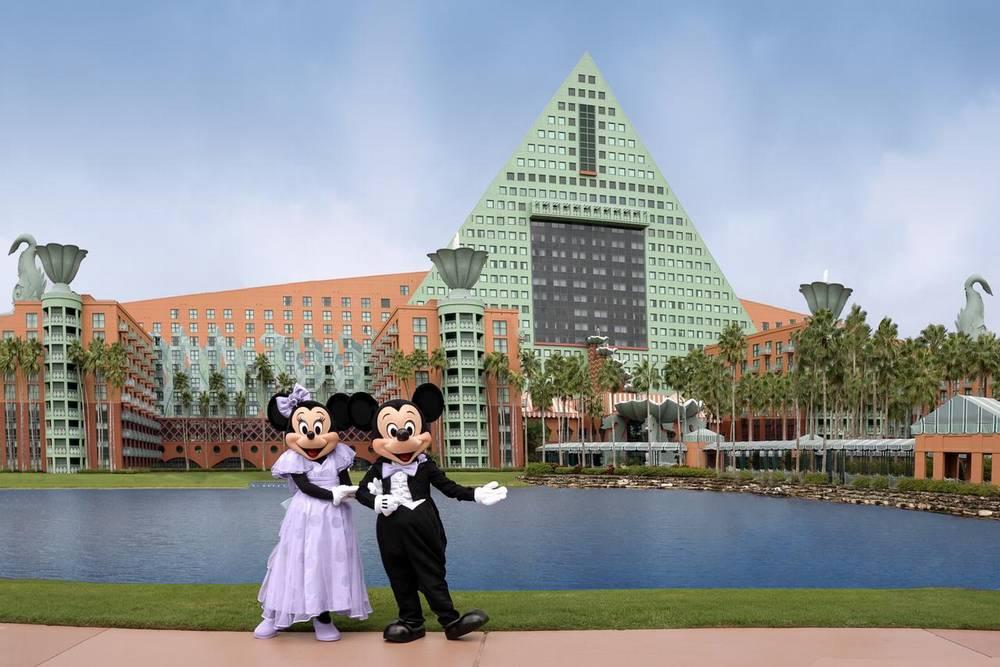 Отели в Орландо Флорида США