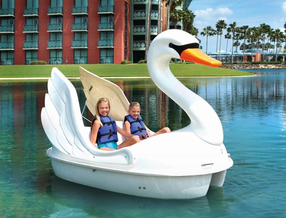 Отели в Орландо - Walt Disney World Swan