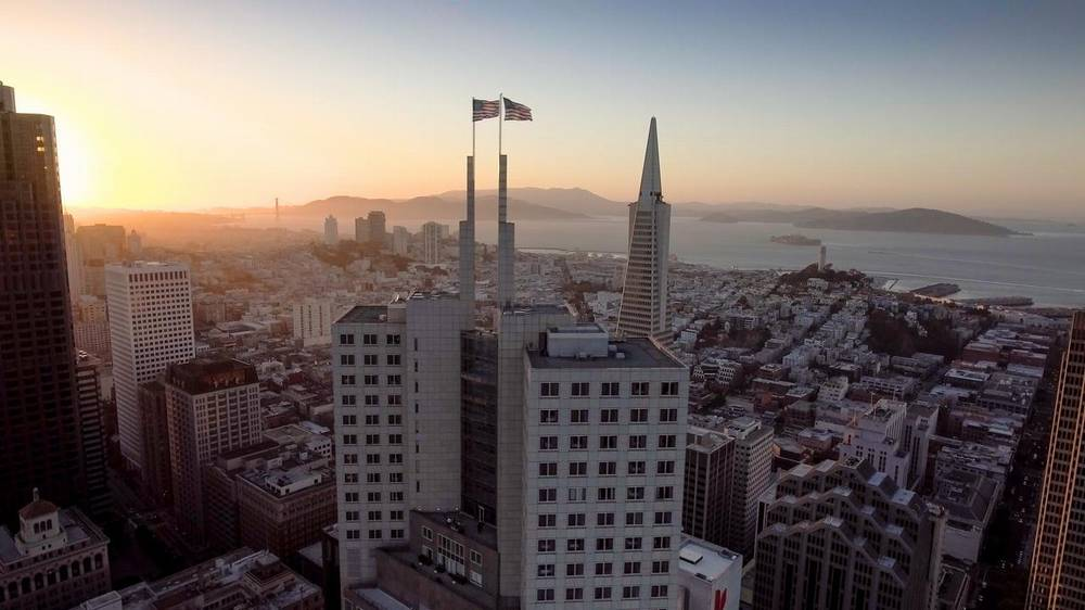 отели Сан-Франциско это